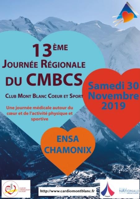 13e journées Régionales du CMBCS
