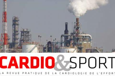 Cœur, pollution et sport