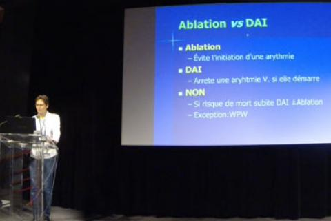 ABLATION VS DAI