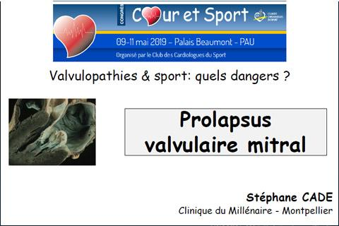 Valvulopathies & sport: quels dangers ?